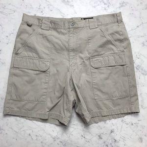 Eddie Bauer Legend Field Short Hiking Cargo Shorts